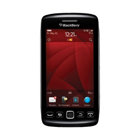 BlackBerry Torch 9850 Replica Dummy Phone / Toy Phone (Black) (Bulk - Protector Cover Blackberry Torch