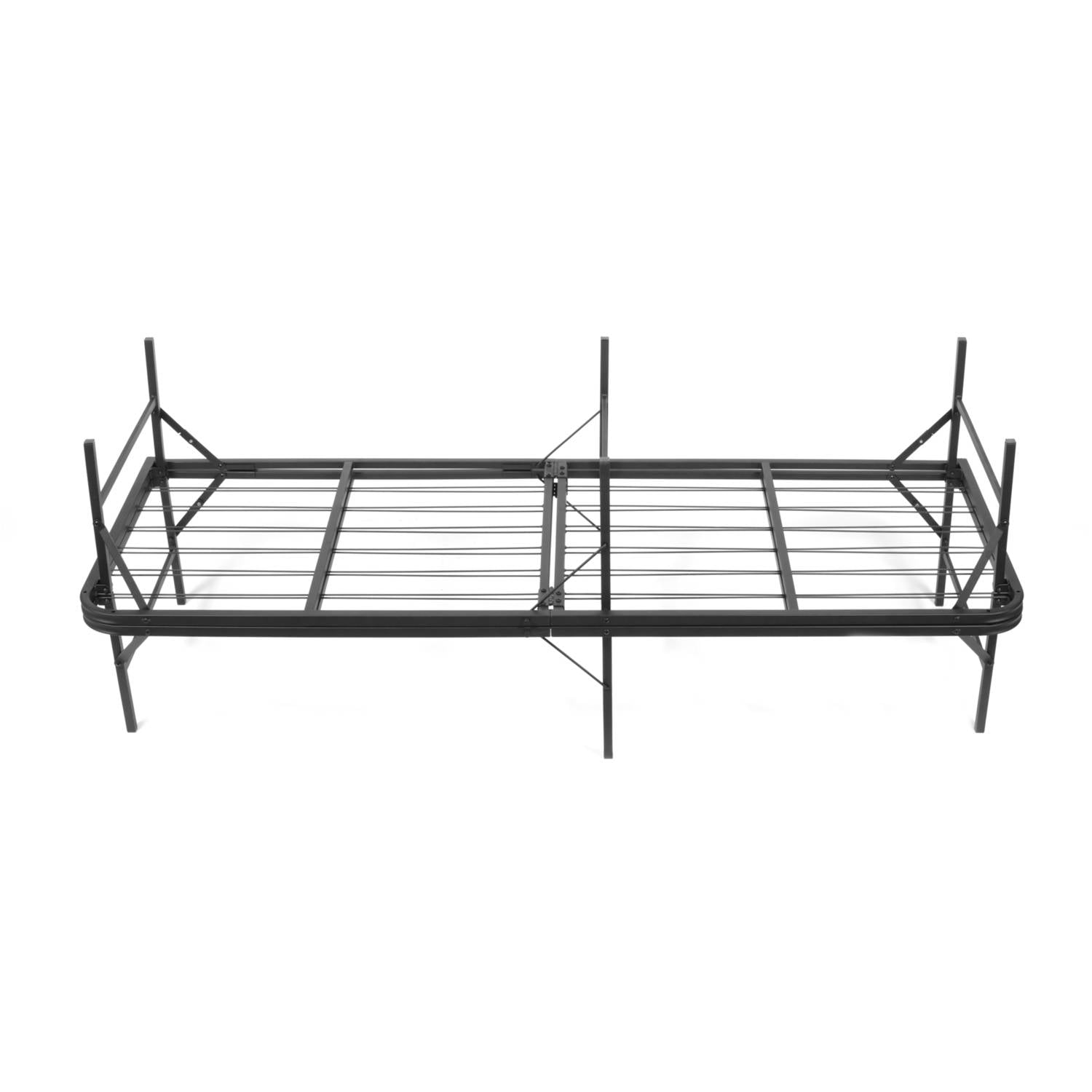 Pragma Simple Base Bi-Fold Bed Frame, Multiple Sizes - Walmart.com