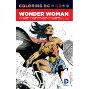 Coloring DC: Wonder Woman