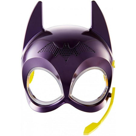 DC Super Hero Girls Batgirl Hero Mask with 10+ Sounds & Phrases