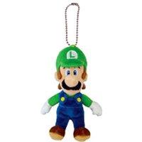 Super Mario Bros Luigi Plush Keychain
