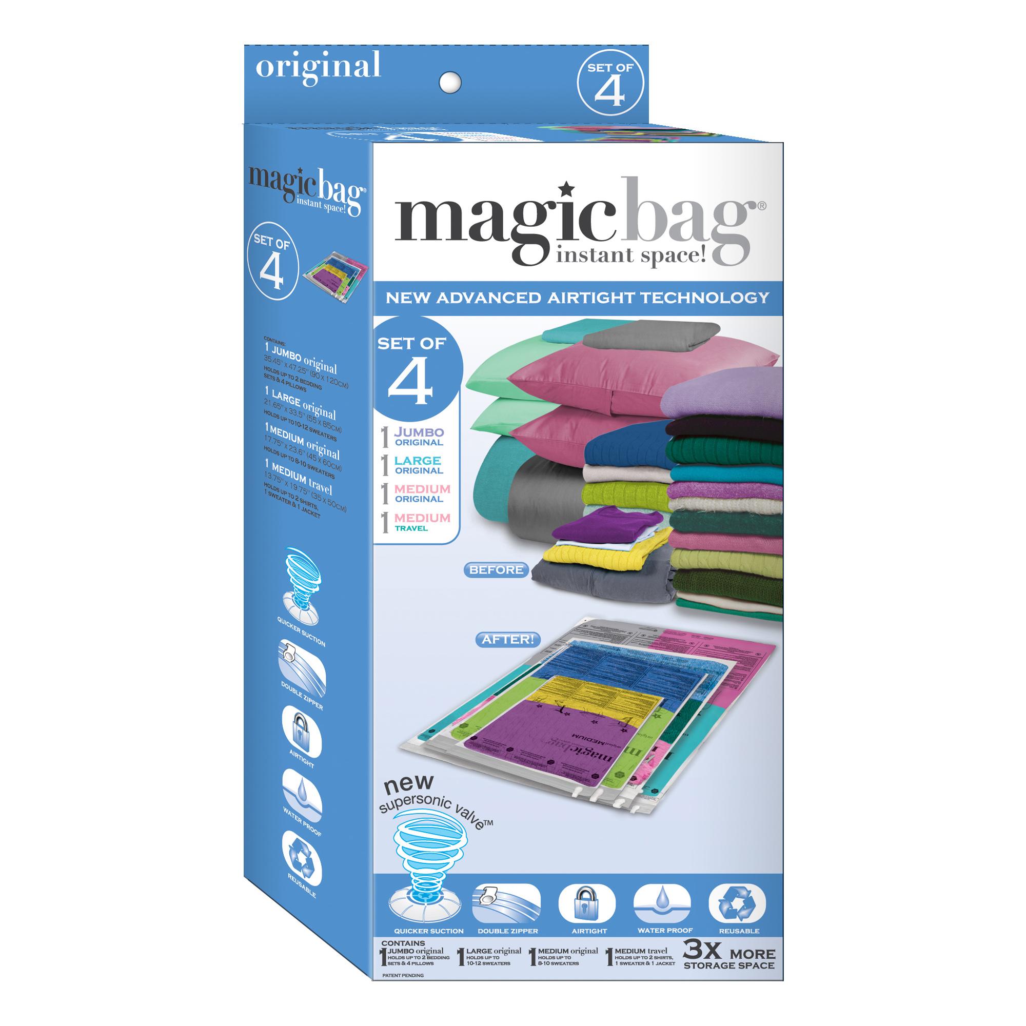 Magicbag Original 4-Piece Combo