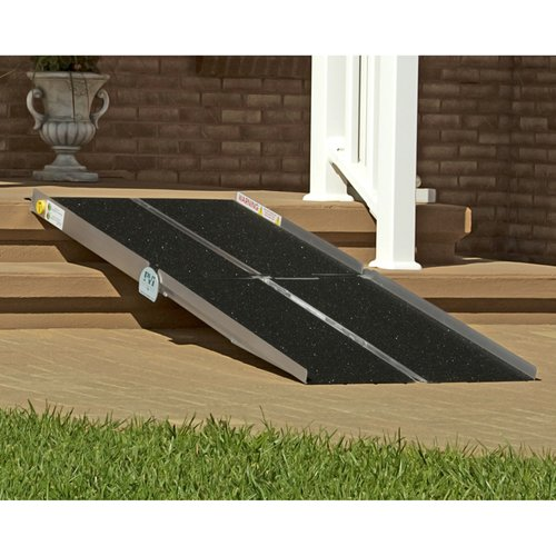Prairie View Industries Multifold Ramp