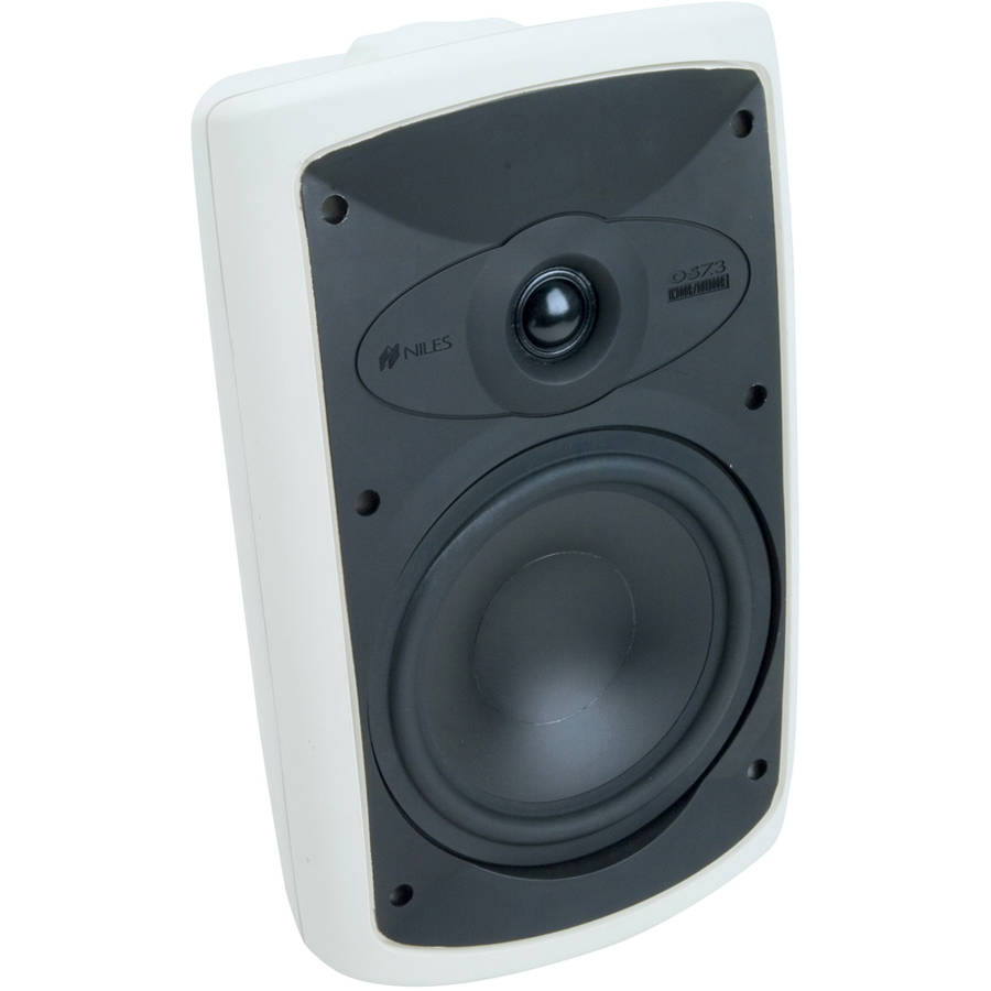 Niles Fg00990 OS7.3 2-Way Indoor/Outdoor Speakers (Pair) White