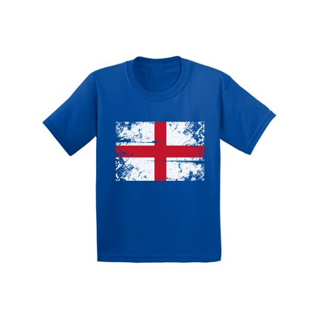 Awkward Styles England Flag Youth Shirt Flag of England English Youth English Kids Shirt Kids England Soccer Tshirt Soccer Gifts for Boys England Shirt for Girls English Soccer 2018 Tshirt for Kids