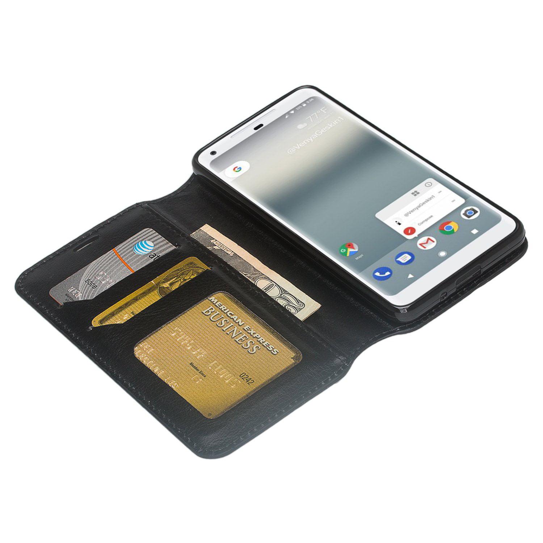 STENES Google Pixel 2 XL Case Black Stylish 3D Handmade Bling Crystal Peacock Desgin Wallet Credit Card Slots Fold Media Stand Leather Case for Google Pixel 2 XL