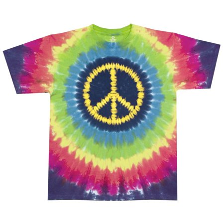 Hippie Peace Apparel T-Shirt - Tie Dye](Diy Hippie Clothes)