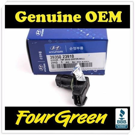 Genuine Camshaft Position TDC Sensor Hyundai Kia 1.8L 2.0L OEM [3935023910]
