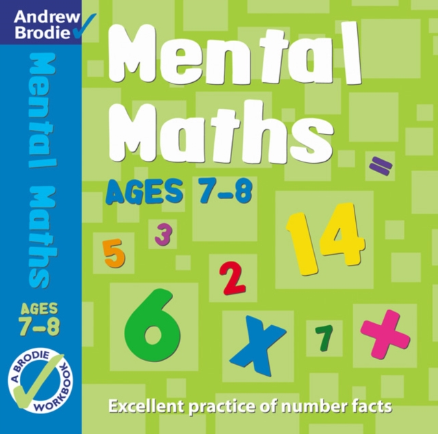 Mental Maths for Ages 7-8