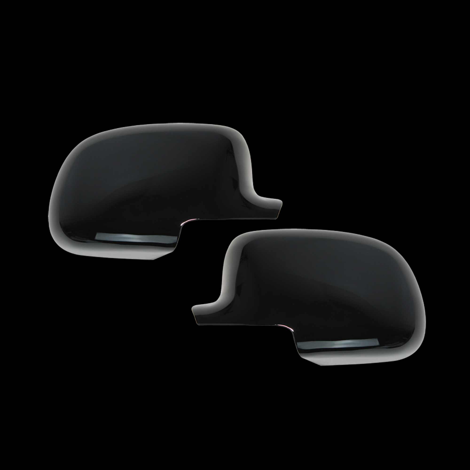 FOR CHEVY TAHOE 2000 01 02 03 04 05 2006 CHROME MIRROR CAP COVERS