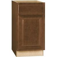 interline 2478128 21 x 24 in. hampton base cabinet, cognac