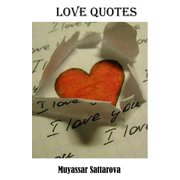 Love Quotes - eBook
