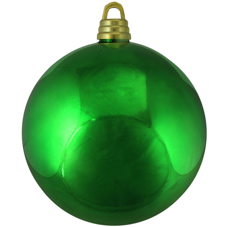 brillant no l vert commercial incassable no l boule 12 300mm. Black Bedroom Furniture Sets. Home Design Ideas