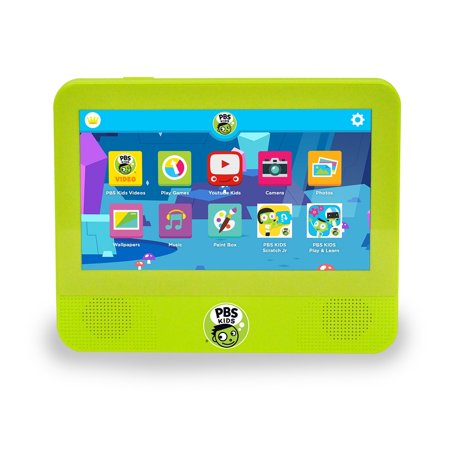 PBS KIDS Playtime Tablet DVD Player Android 7.0 Nougat 7
