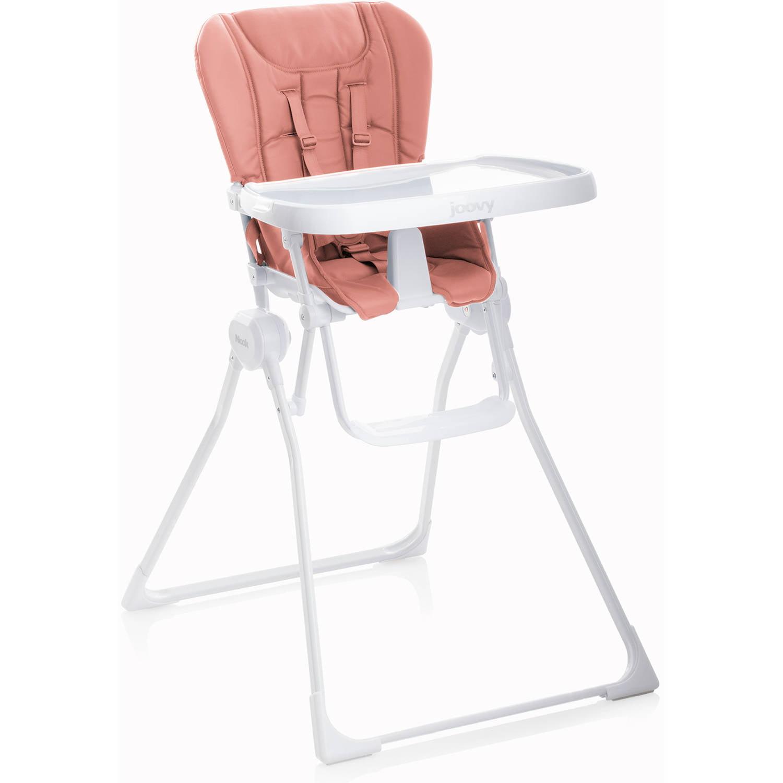 sc 1 st  Walmart & Joovy Nook Baby High Chair Coral - Walmart.com