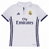 adidas Men's Real Madrid 2016/17 Home Jersey