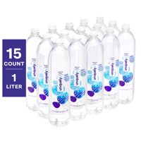 Uniquely J Alkaline Water, 33.8 Fl Oz, 15 Count