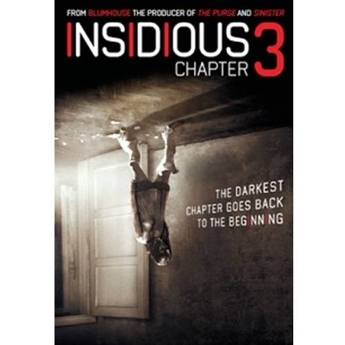 Insidious: Chapter 3 (DVD   Digital Copy) (With INSTAWATCH)