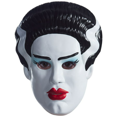 Adult Halloween Bride Of Frankenstein Vacuform Costume Accessory