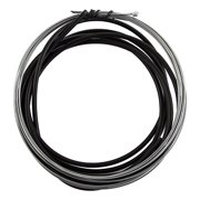 Clarks Cable Gear Kit F+R Prelube Mtb/Rd Sil