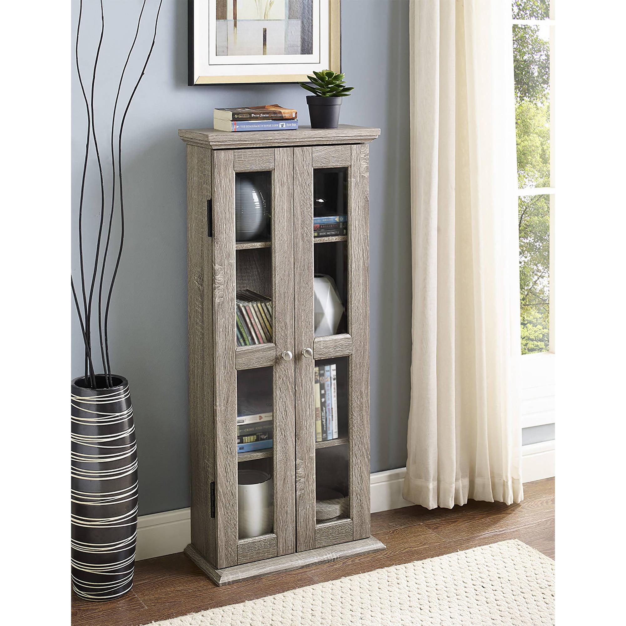 "Walker Edison 41"" Modern Wood Media Cabinet, Multiple Colors by Walker Edison Furniture Company"