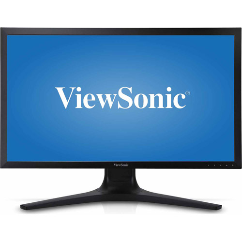 "Viewsonic 27"" LED QHD Widescreen Monitor (VP2772, Black)"