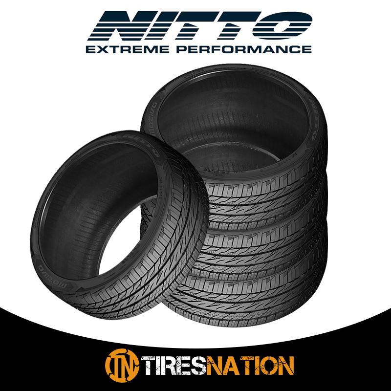Nitto Motivo 225//40R18XL 92W BSW 2 Tires