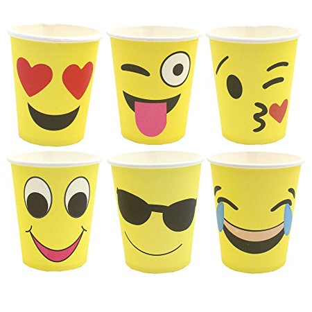zicome set of 60 party paper cups, 9 ounce Builder 9 Ounce Cups