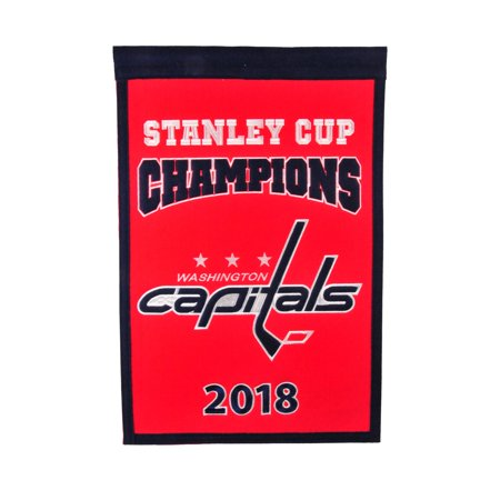 Winning Streak - NHL Champions Banner, Washington Capitals](Washington Capitals Halloween)