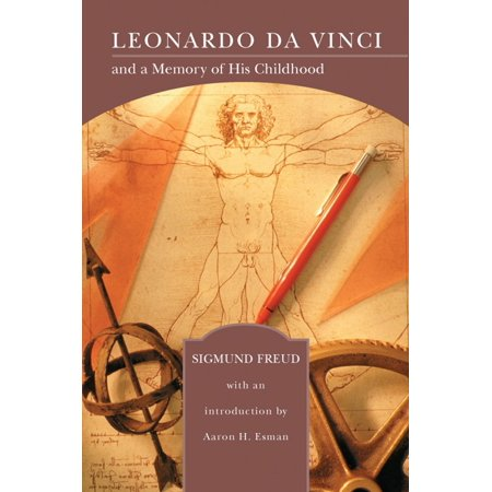 Davinci Library Set - Leonardo da Vinci and a Memory of His Childhood (Barnes & Noble Library of Essential Reading) - eBook