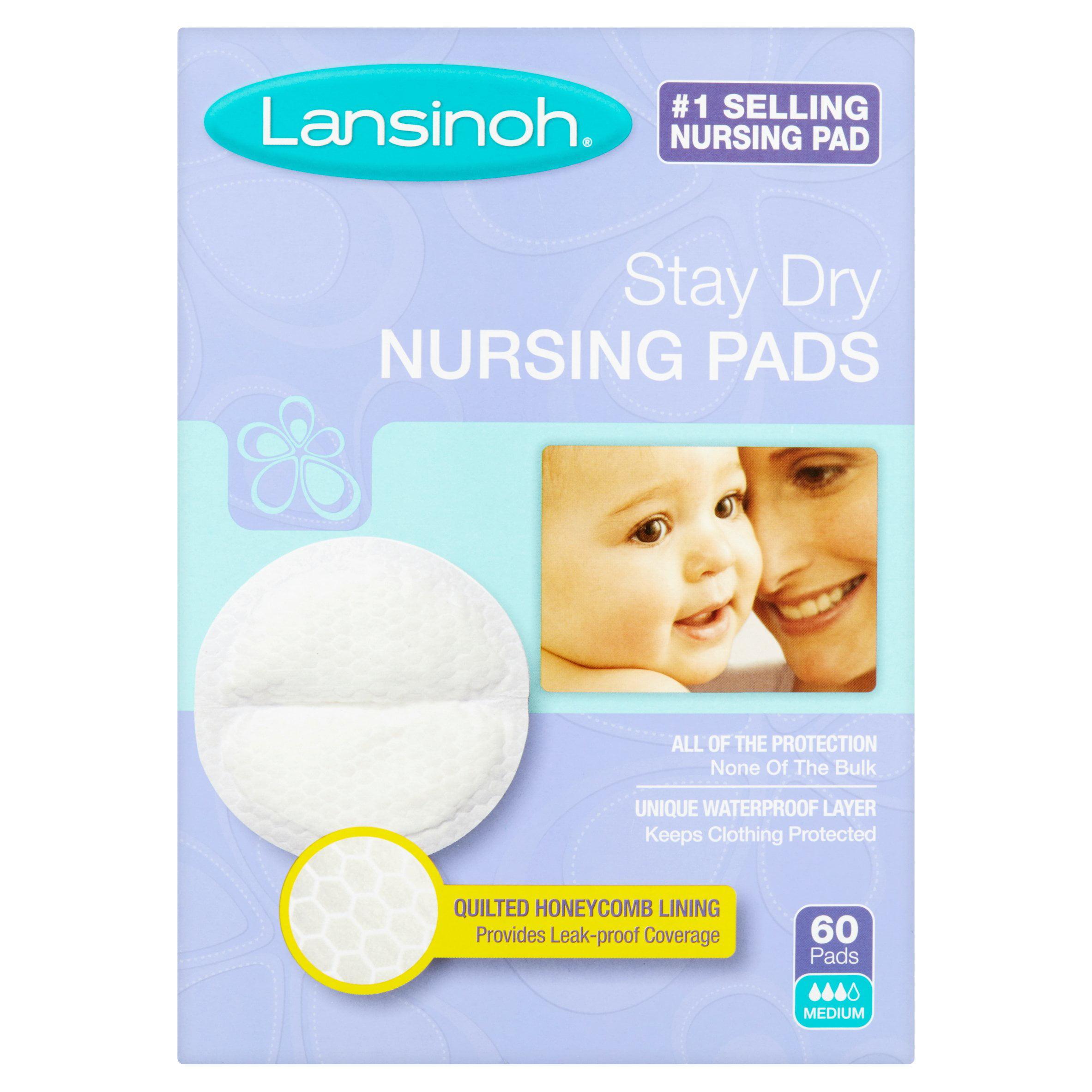 Lansinoh Disposable Nursing Pads, 60 ct