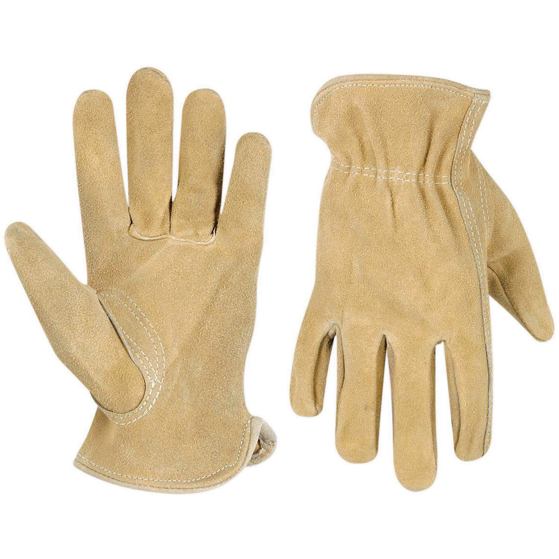 CLC Work Gear 2091 Kids Split Cowhide Driver Gloves