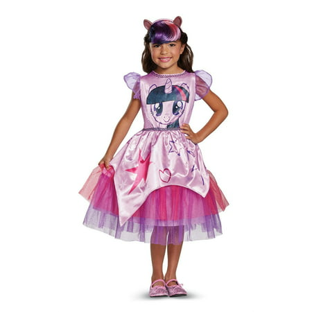 My Little Pony Costume For Kids (My Little Pony: Twilight Sparkle Classic Child)