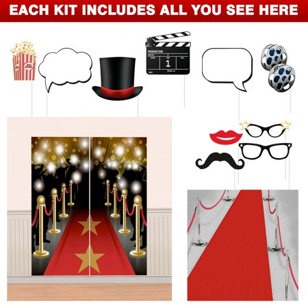Movie Party Decoration Kit - Party Supplies](Movie Party)