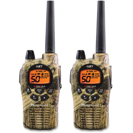 Midland X Tra Talk Gmrs 2 Way Radio With 30 Mile Range