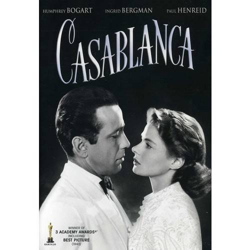 CASABLANCA (DVD/70TH ANNIVERSARY/SPECIAL EDITION)