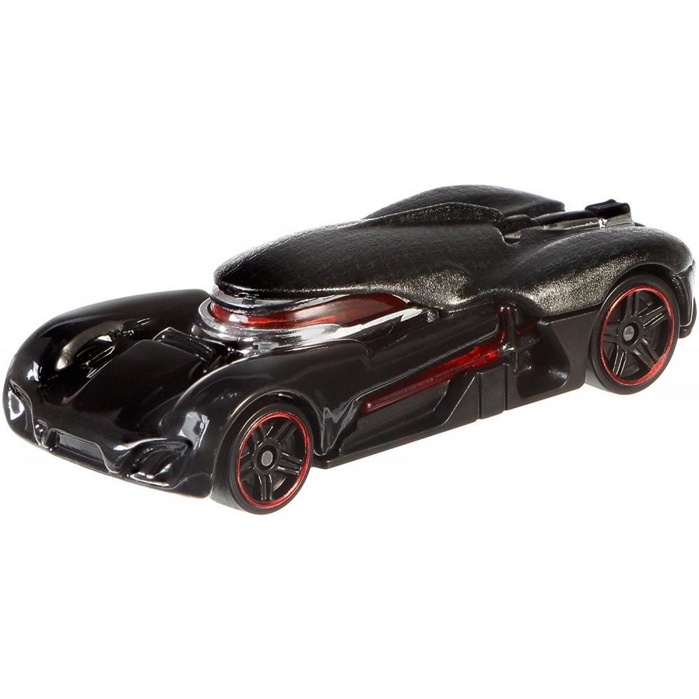 Hot Wheels Star Wars Kylo Ren Character Car