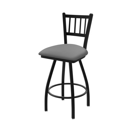 Holland Bar Stool Co XL 810 Contessa 25 in. Faux Leather Swivel Counter Stool