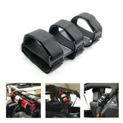 SUPERHOMUSE 1Pcs Adjustable Car Roll Fire Extinguisher Mount Bracket Auto Bar Fixed Safety Interior Nylon Straps