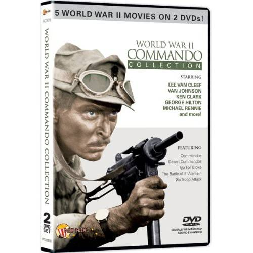 World War II: Commando Collection (Best Commando Units In The World)