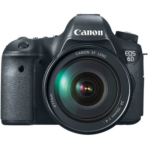 Canon EOS 6D Digital Camera with Canon 24-105mm f/4.0L IS...