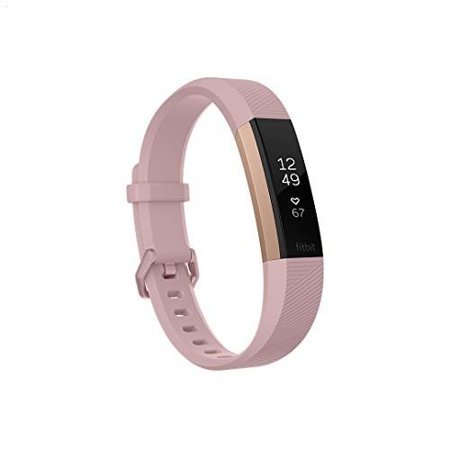 Fitbit Alta Hr Small  Pink Rose Gold