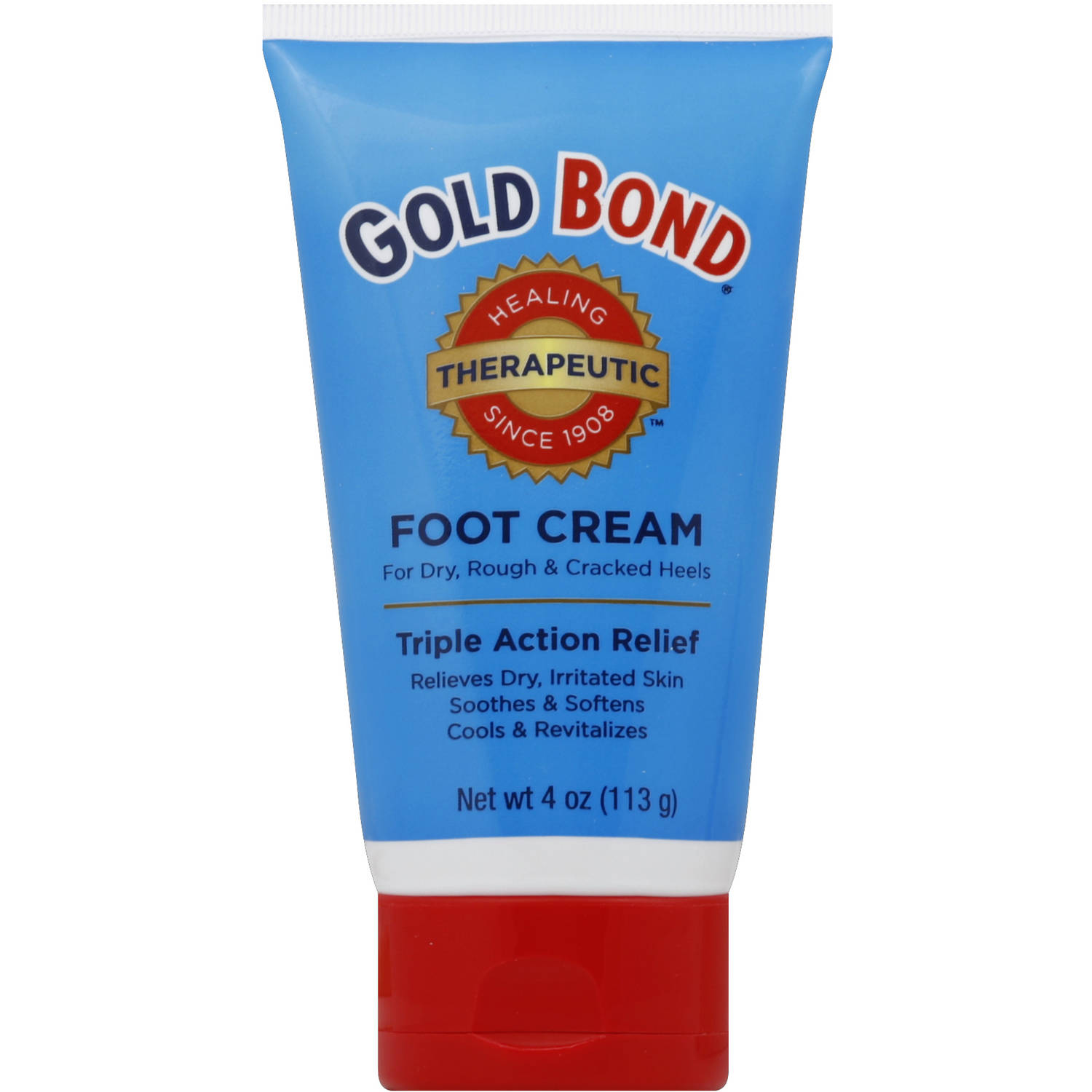 Gold Bond Therapeutic Foot Cream, 4 oz