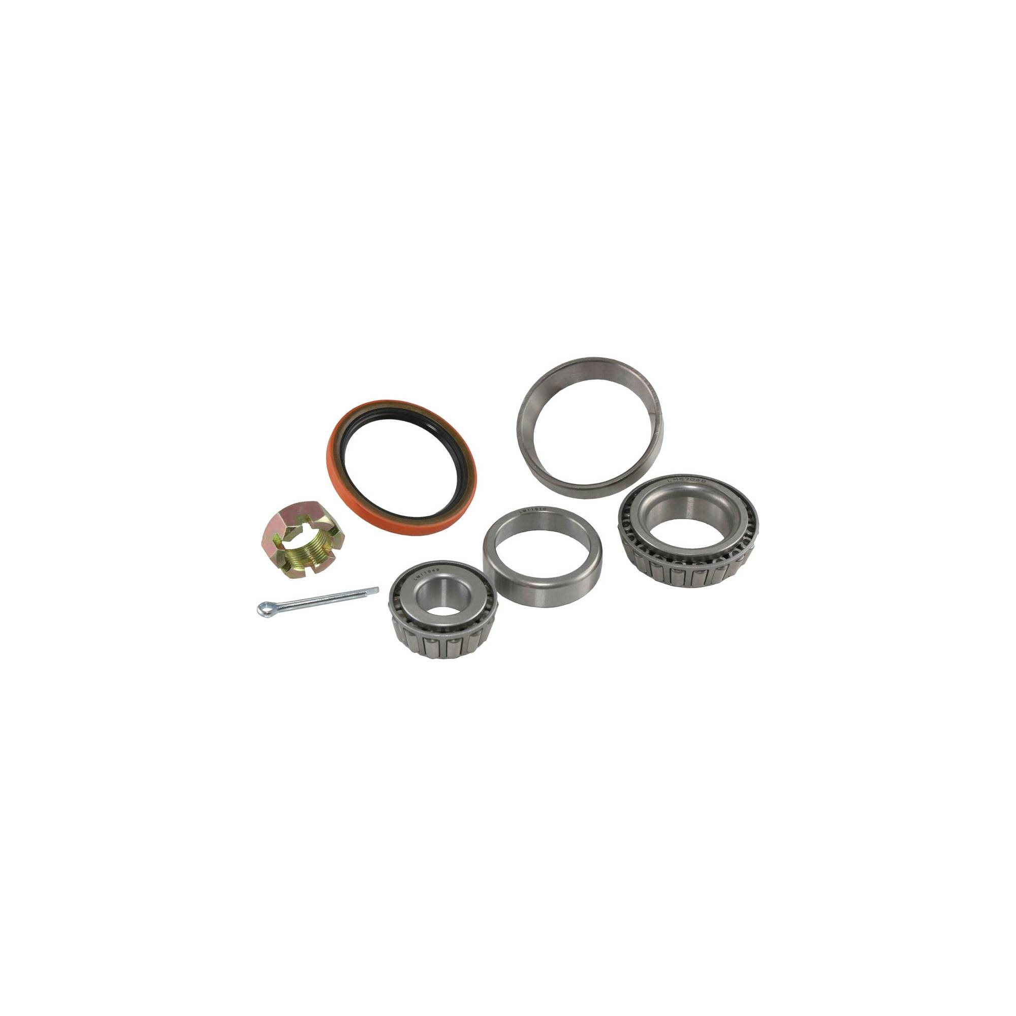 Ecklers Premier Quality Products 25-114590 Corvette Axle Wheel Bearing And Seal Rear
