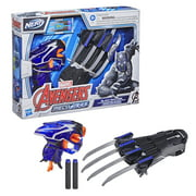 Marvel Avengers Mech Strike Black Panther Blast and Slash Role Play Set Toys
