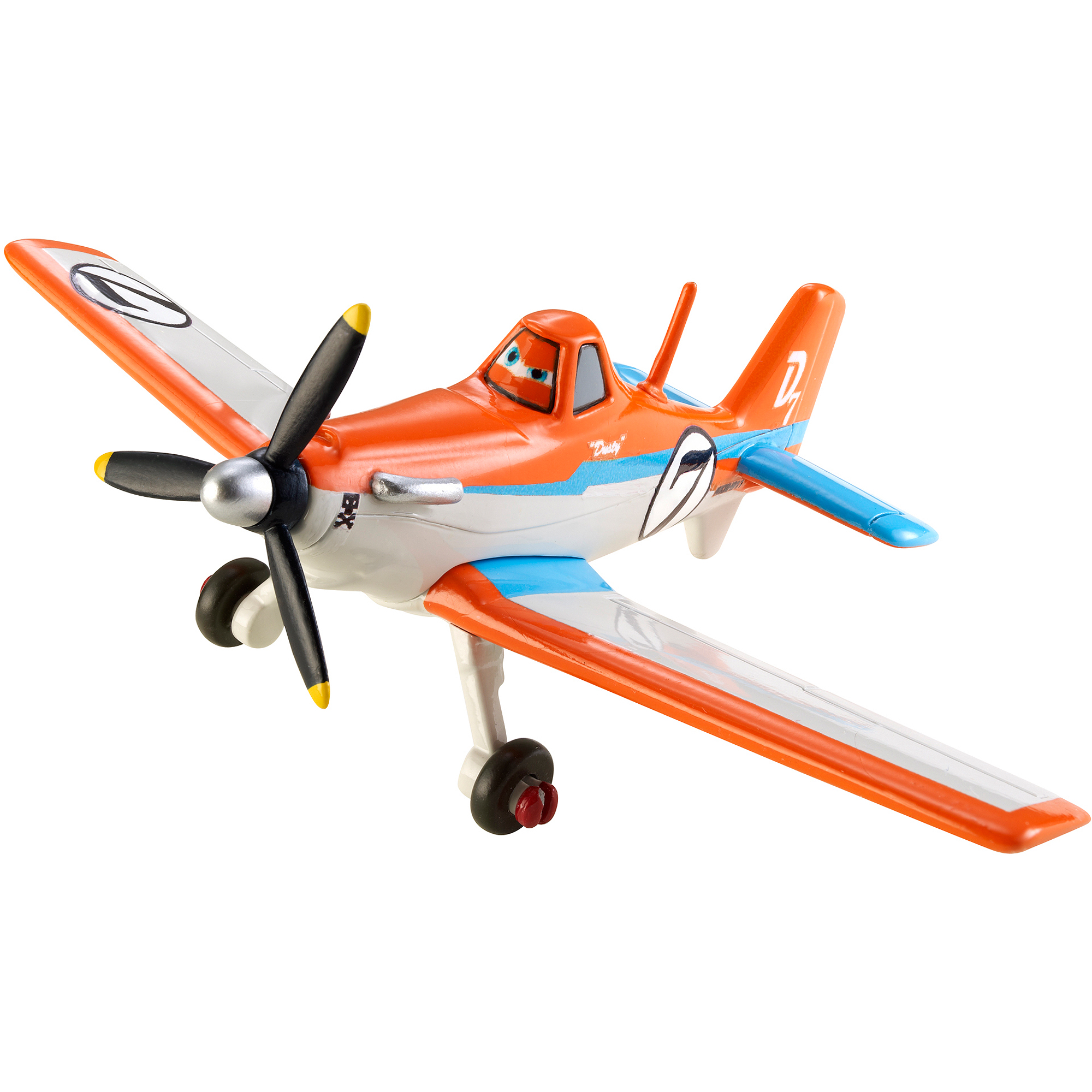 Disney Planes Racing Dusty Crophopper Die-Cast Plane
