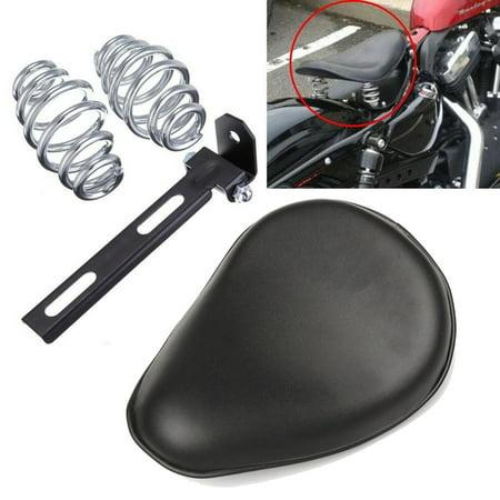 Motorcycle SOLO Bracket Mount Seat 3