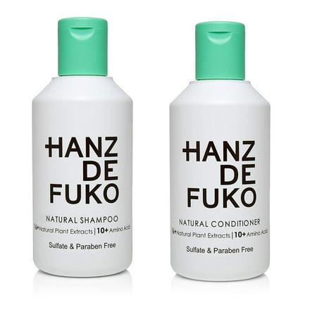 Hanz De Fuko Natual Shampoo 8 oz.