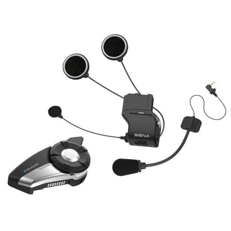 (SENA 20S EVO Dual Pack (Motorcycle Communication System) Black)