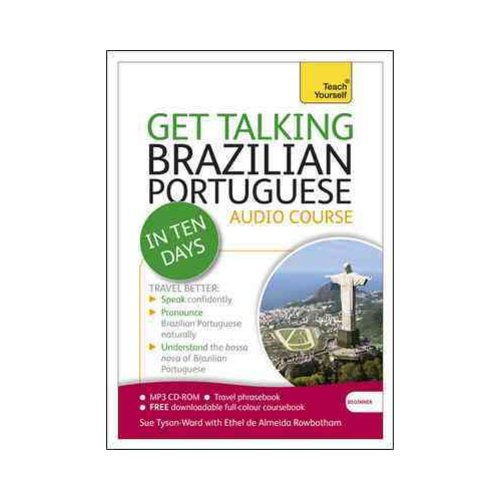 Teach Yourself: Get Talking Brazillian Portuguese: Beginner